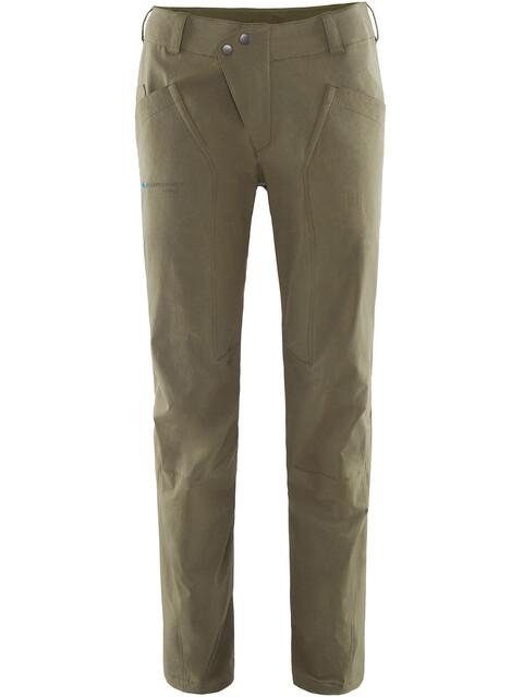 Klättermusen Magne - Pantalones de Trekking Hombre - Oliva